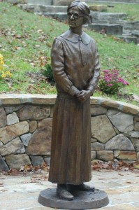Alice Lloyd Statue